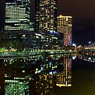 PWC, Crown Casino And the Sandridge Bridge by Andi Surjanto