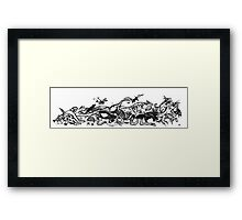 Evolution II Framed Print