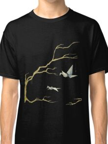 Birds in Trees Classic T-Shirt