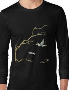 Birds in Trees Long Sleeve T-Shirt