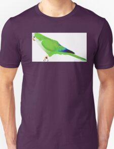 Green parrot  T-Shirt