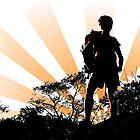 Go Anywhere. Do Anything. by ralph arce