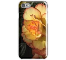 Begonia iPhone Case/Skin
