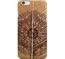 Bo Leaf iPhone Case/Skin