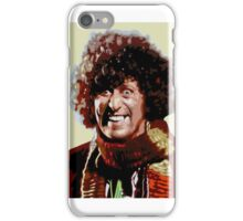4th Dr Who iPhone Case/Skin