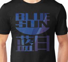 Firefly Serenity Blue Sun Logo Unisex T-Shirt