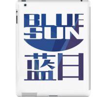 Firefly Serenity Blue Sun Logo iPad Case/Skin