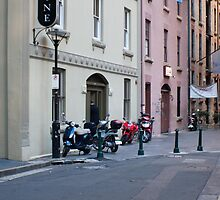 Little Itlay?- Sydney by Iconphotos