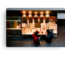 The Art of Sushi Canvas Print