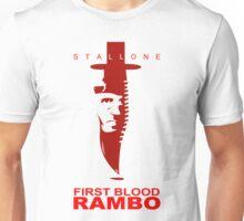 First Blood Rambo Unisex T-Shirt