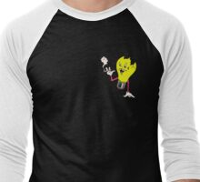 "Era Vulgaris ""Bulby Men's Baseball ¾ T-Shirt"