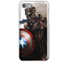 devil america iPhone Case/Skin