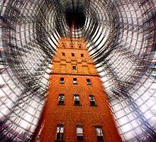 Into the vortex by Angie Muccillo