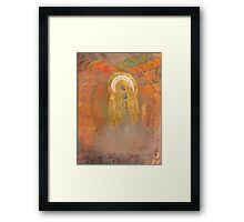 In the Multitude of Agape there is UNITY! Framed Print