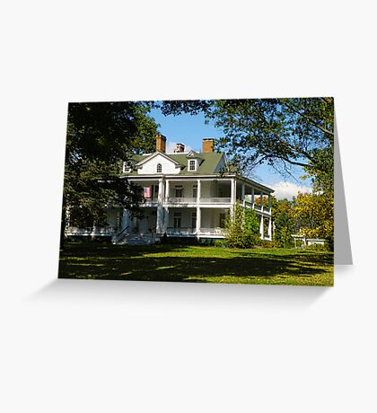 The Estate Greeting Card