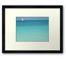 Screen Saver Framed Print