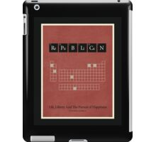 Chemistry of A Republican iPad Case/Skin