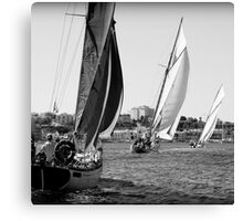 classical boat race 2010 (1) Canvas Print