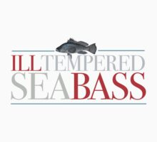 Austin Powers - Ill-tempered Sea Bass by Call-me-dickie