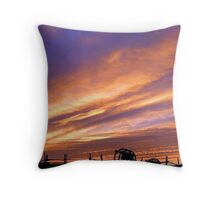 S012 Throw Pillow