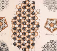 Esquisses décoratives Binet Rene 190x 0041 Carrelage Sticker