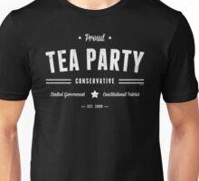 Tea Party Conservative Unisex T-Shirt