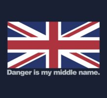 Austin Powers - Danger is my middle name by Call-me-dickie