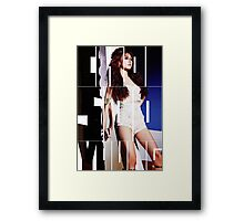 Girls' Generation (SNSD) Choi Sooyoung 'Lion Heart' Framed Print