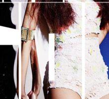 Girls' Generation (SNSD) Choi Sooyoung 'Lion Heart' Sticker