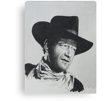 John Wayne. Canvas Print