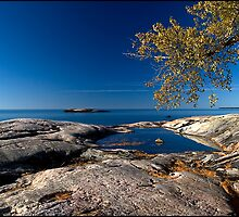 Katherine Cove, Lake Superior Provincial Park, Ontario Canada by Eros Fiacconi (Sooboy)