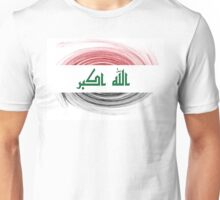 Iraq Twirl Unisex T-Shirt