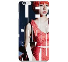 Girls' Generation (SNSD) Sunny 'Lion Heart' iPhone Case/Skin
