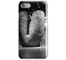 Mégalithe - Musée du Quai Branly  iPhone Case/Skin