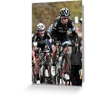 Richie Porte Greeting Card