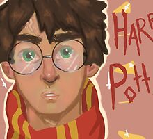 harry potter by Vic-the-hoover