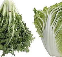 Vegetable by luigi diamanti