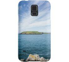 Skomer Island Samsung Galaxy Case/Skin