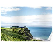 Worm's Head Poster