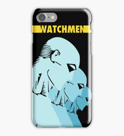 Dr. Manhattan Multiply iPhone Case/Skin