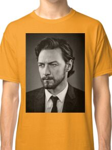 james mcavoy Classic T-Shirt