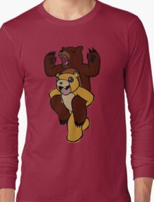 Fall Out Boy: Folie A Duex Characters Long Sleeve T-Shirt