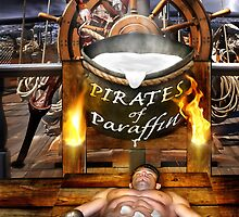PIRATES OF PARAFFIN by conceptsbydrew