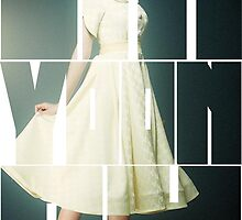 Girls' Generation (SNSD) Im Yoona 'Lion Heart' by ikpopstore