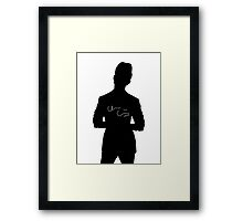 Chris Colfer Framed Print