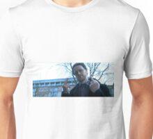 jamws mcavoy Unisex T-Shirt