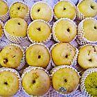 Nashi Pears - So Juicy by TonyCrehan