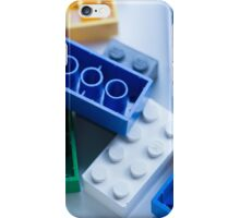 Scattered Building iPhone Case/Skin