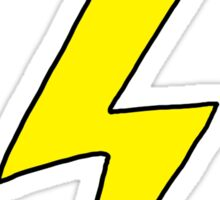 Lightning Bolt - Scott pilgrim vs The World Sticker