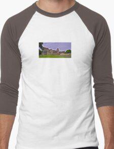 Photo Abbey of Reichenau - Foto Münster St. Maria und Markus Men's Baseball ¾ T-Shirt